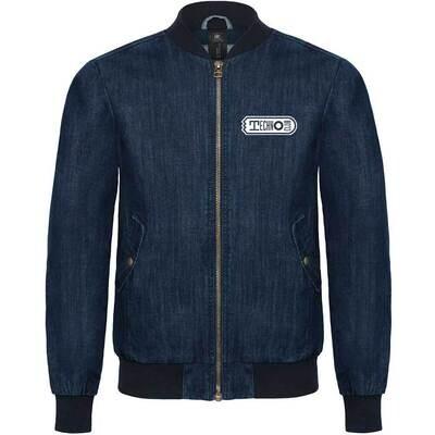 Technoclub Denim-Luxury-Jacket