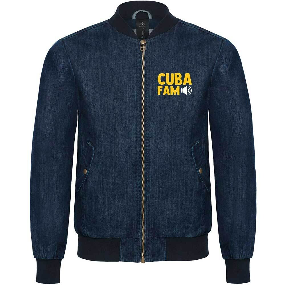 C.U.B.A. FAM Denim-Luxury-Jacket