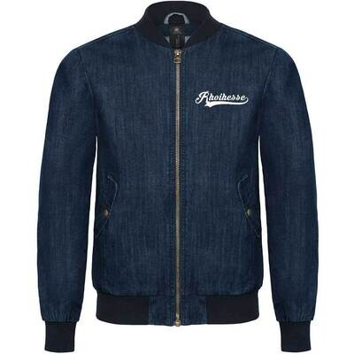 Rhoihesse Denim-Luxury-Jacket