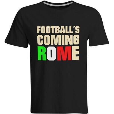 Football's coming Rome T-Shirt (Damen & Herren)