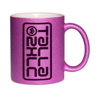 Talla 2XLC Glitter-Mug