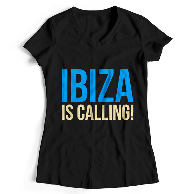 Ibiza is calling! T-Shirt (Women)