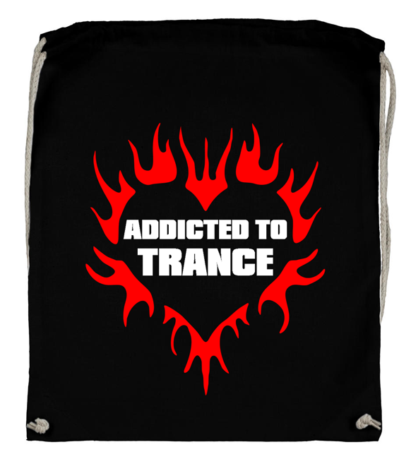 Addicted to Trance (Backpack)