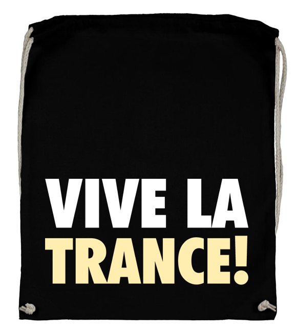 Vive, La Trance! (Backpack)