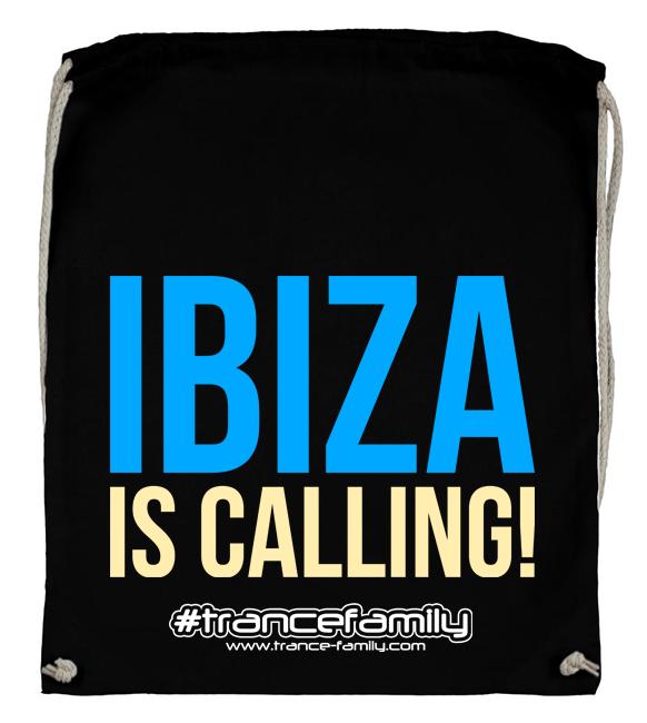 Ibiza is calling! (#trancefamily Backpack)