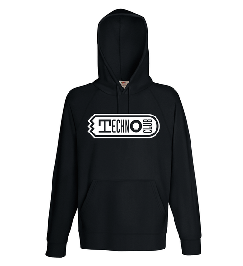 Technoclub Hoodie (Unisex)