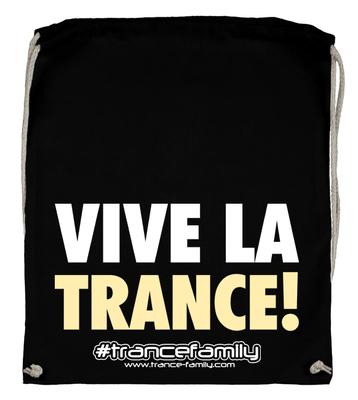 Vive, La Trance! (#trancefamily Backpack)