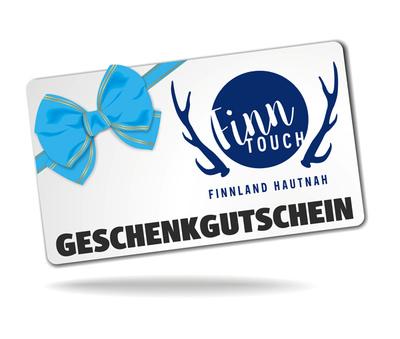 Geschenkgutschein für FinnTouch.de