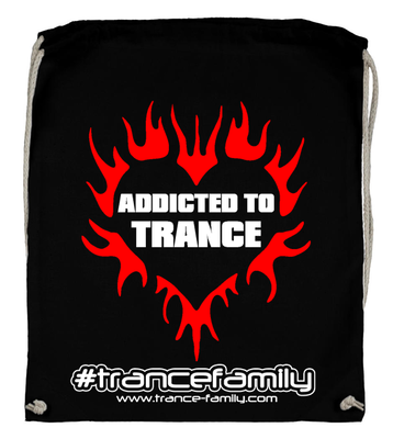 Addicted to Trance (#trancefamily Backpack)