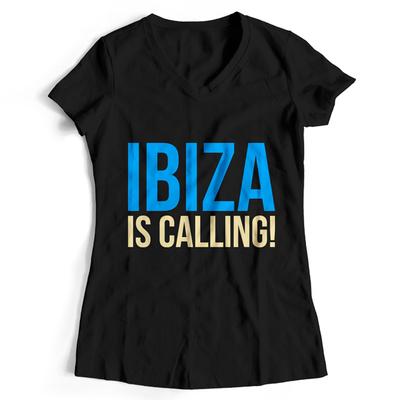 Ibiza is calling! T-Shirt (Women)