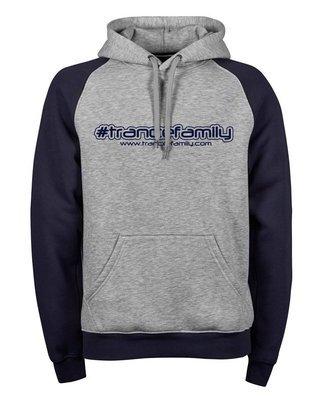 Trancefamily Two-Tone Premium Hoodie (Unisex)