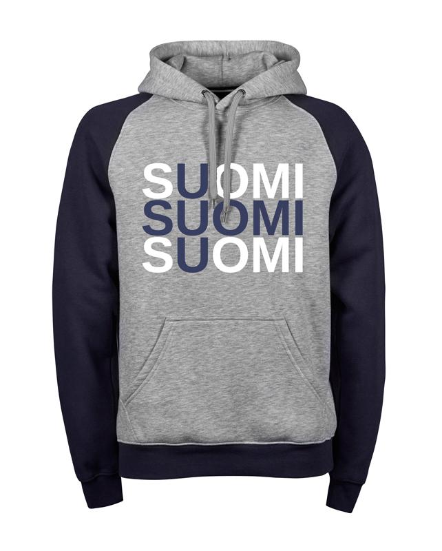 """""""Suomi"""" Premium Hoodie M1-FT 00193"""