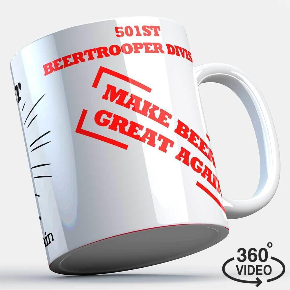 501st Beertrooper Divison (Keramiktasse)