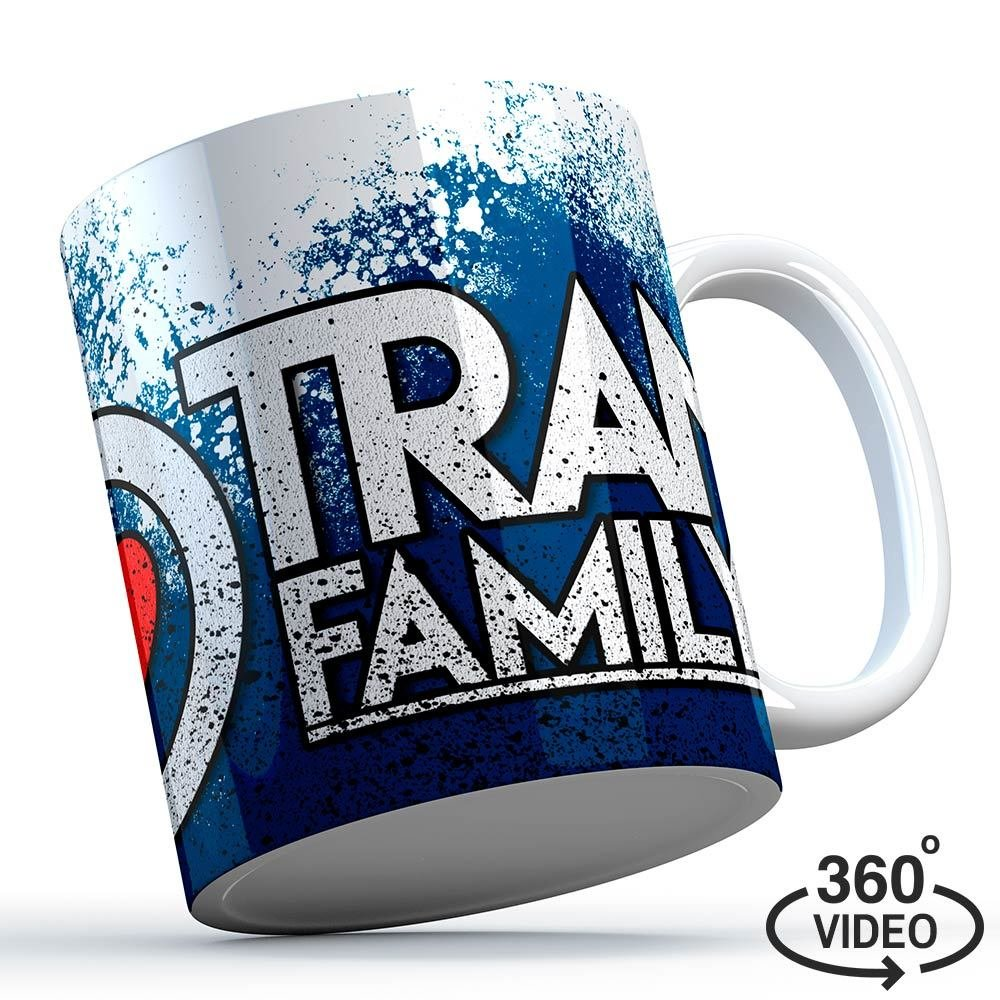 Trancefamily FFM Tasse (Blue Splash) 11140