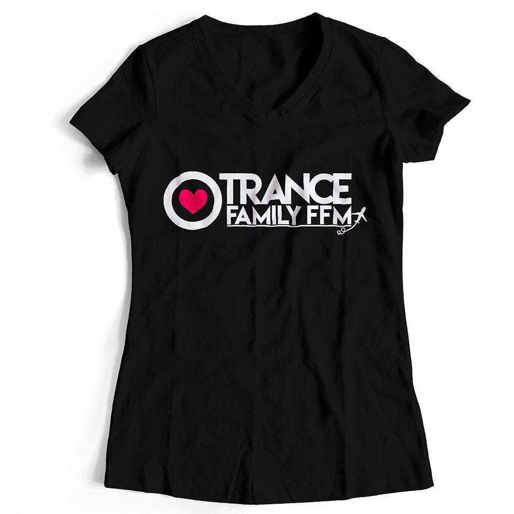 """Trancefamily FFM"" by Technoclub (T-Shirt Women) 11139"