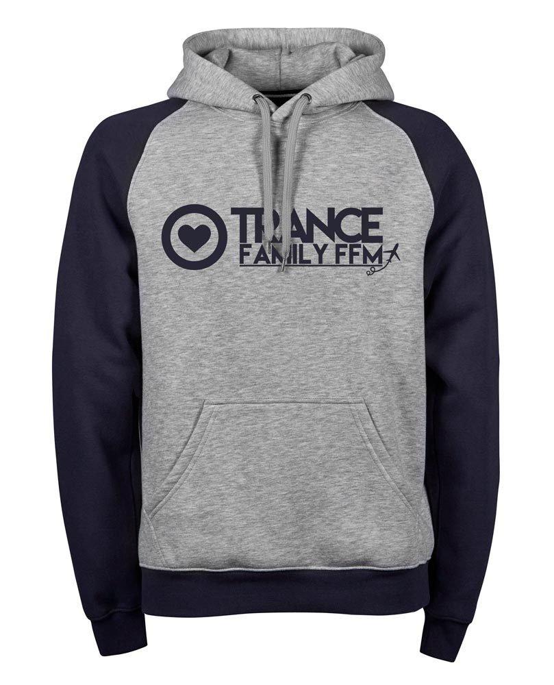 Trancefamily FFM (Premium Two-Tone Hoodie) 11149