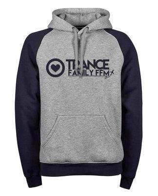 Trancefamily FFM (Premium Two-Tone Hoodie)