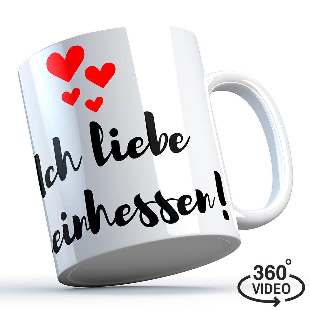 """""""I liebe Rheinhessen"""" Keramiktasse M1-RHL 11219"""