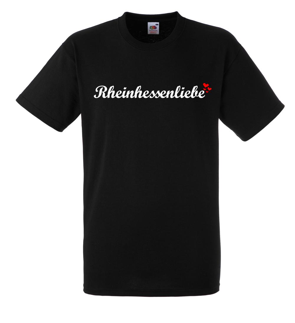 Rheinhessenliebe T-Shirt (Herren)