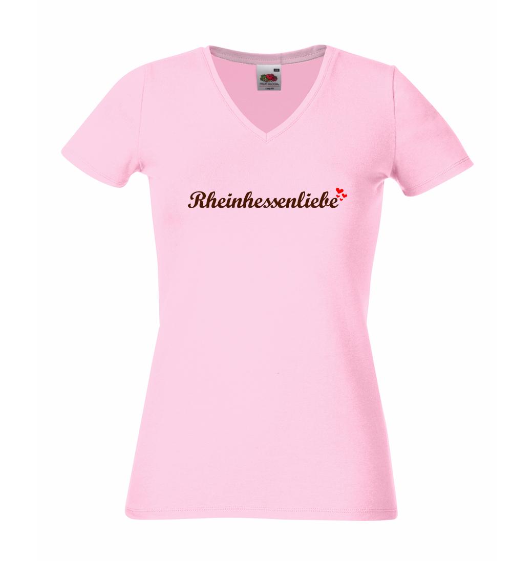 Rheinhessenliebe T-Shirt (Damen) M1-RHL 11223