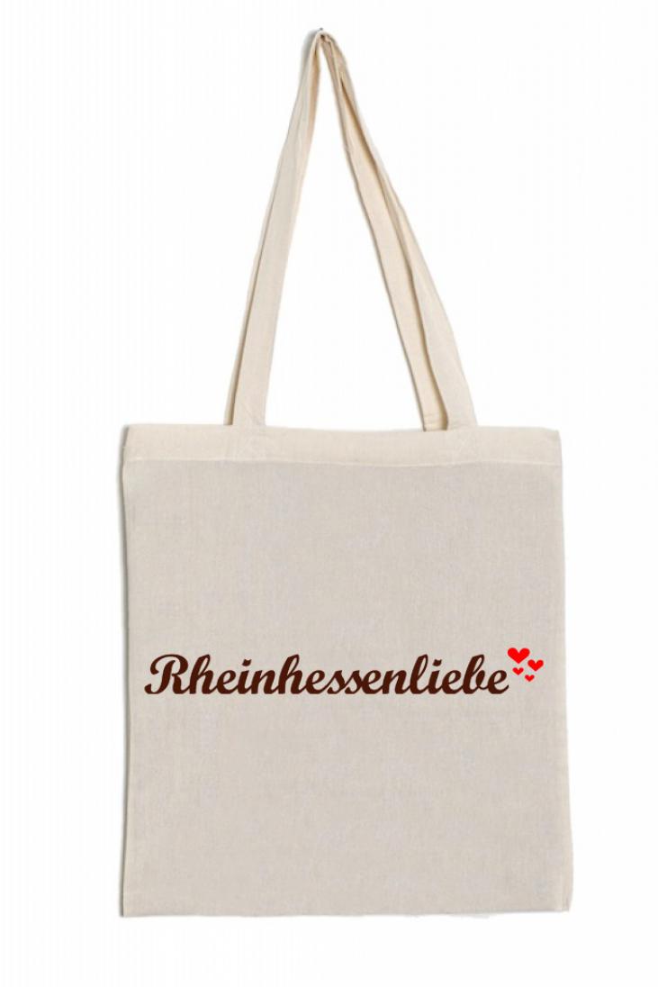 Rheinhessenliebe Jute Beutel M1-RHL 11228