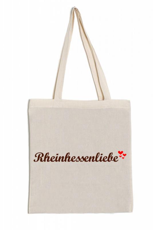 Rheinhessenliebe Jute Beutel