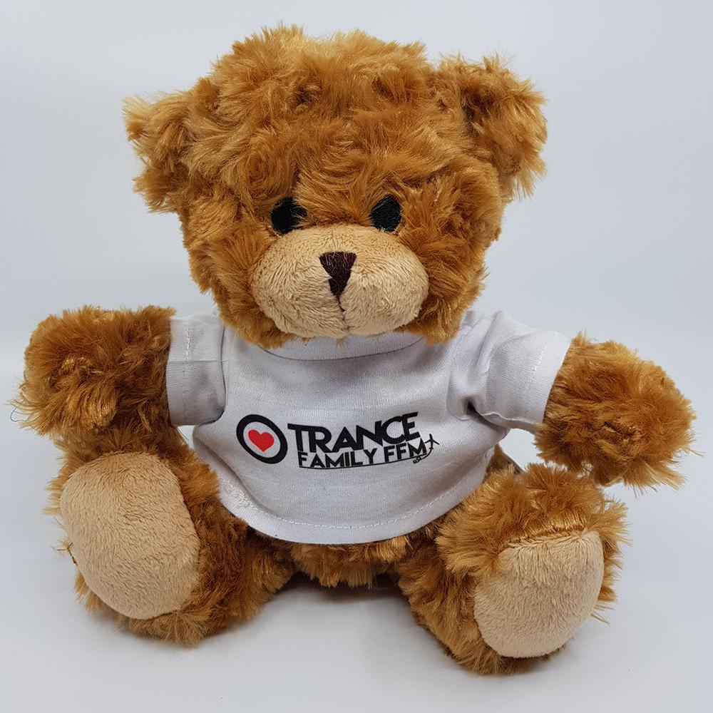 Trancefamily FFM Teddybär NEU! 11240