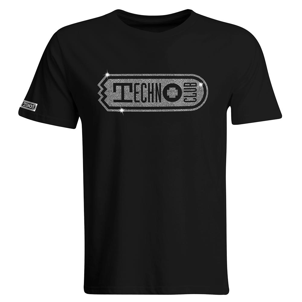 Technoclub Magic Glitter T-Shirt (Men) 11475