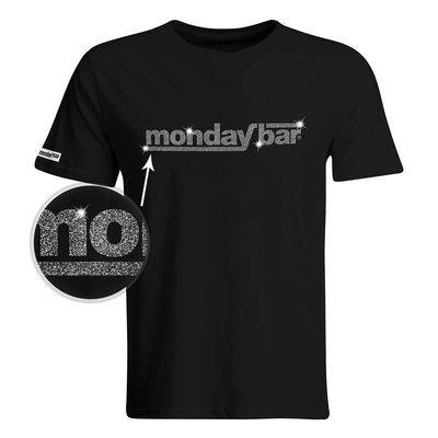Official Monday Bar T-Shirt MAGIC GLITTER EDITION (Men)