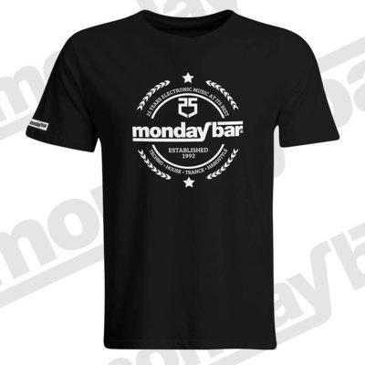 Monday Bar 25 Years Anniversary T-Shirt (Men)