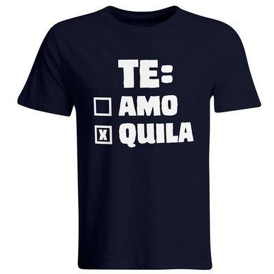 Te: amo – Tequila T-Shirt