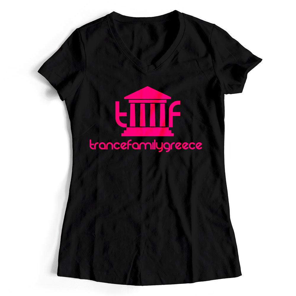 Trancefamily Greece T-Shirt (Women) 85809