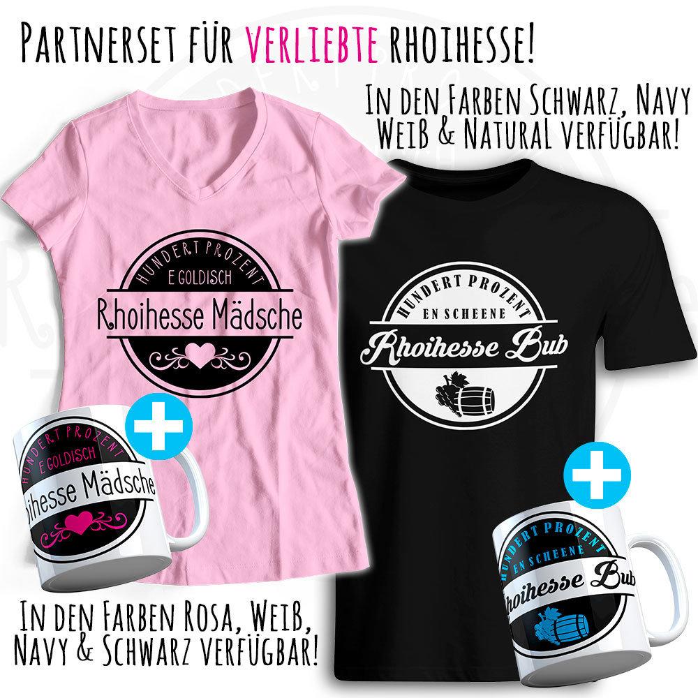 T-Shirt/Tasse Partnerset