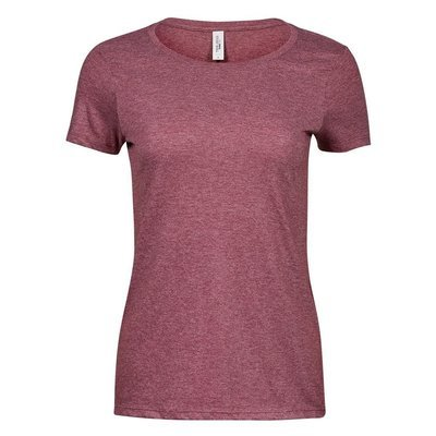 Premium Melange T-Shirt (Damen)