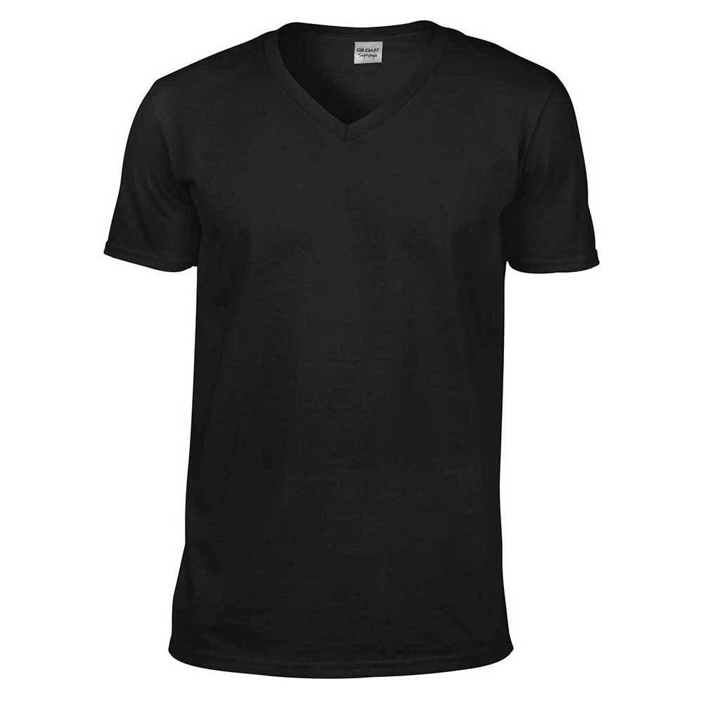Premium T-Shirt mit V-Ausschnitt (Herren)