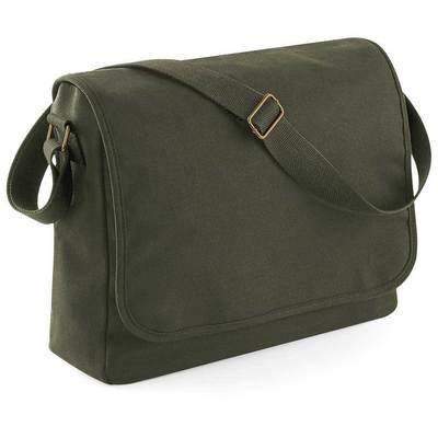 Premium Messenger Tasche (Farbe Khaki)