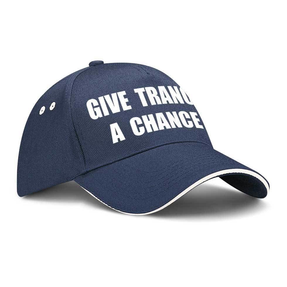 Give Trance a chance Basecap