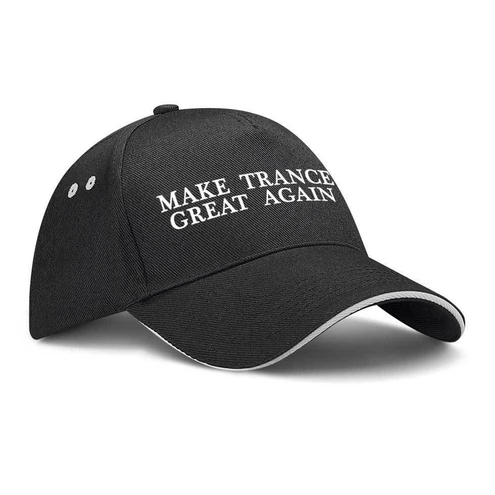 Make Trance great again Basecap