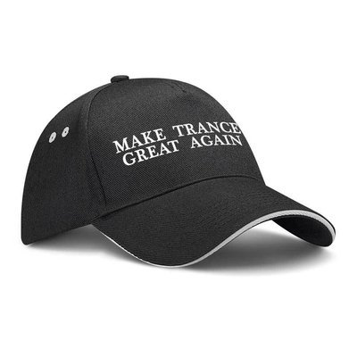 Make Trance great again Basecap