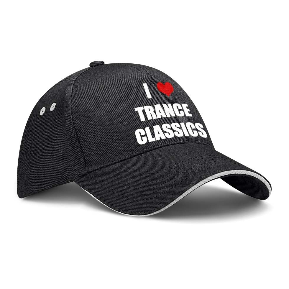 I love Trance Classics Basecap