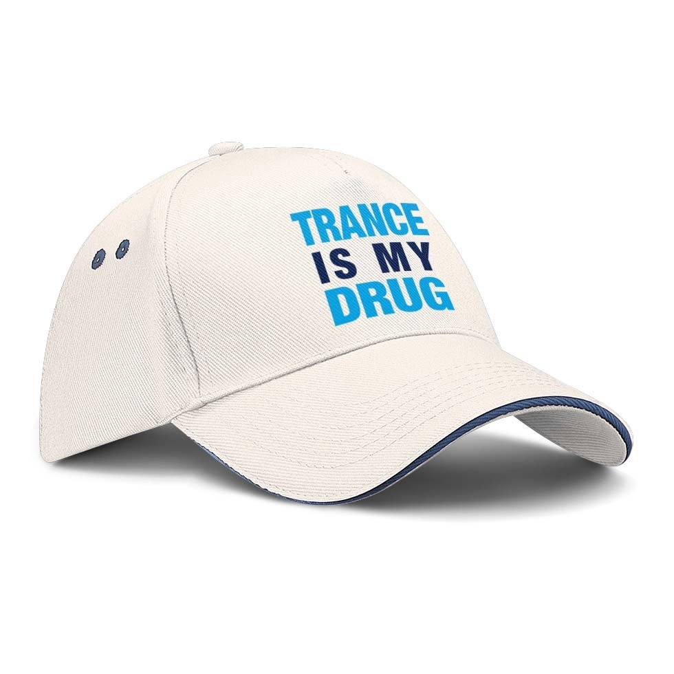 Trance is my Drug Basecap