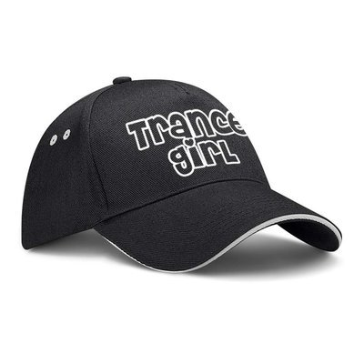 Trance Girl Basecap