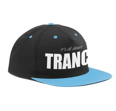 It's All about Trance (Original Trancefamily Snapback)