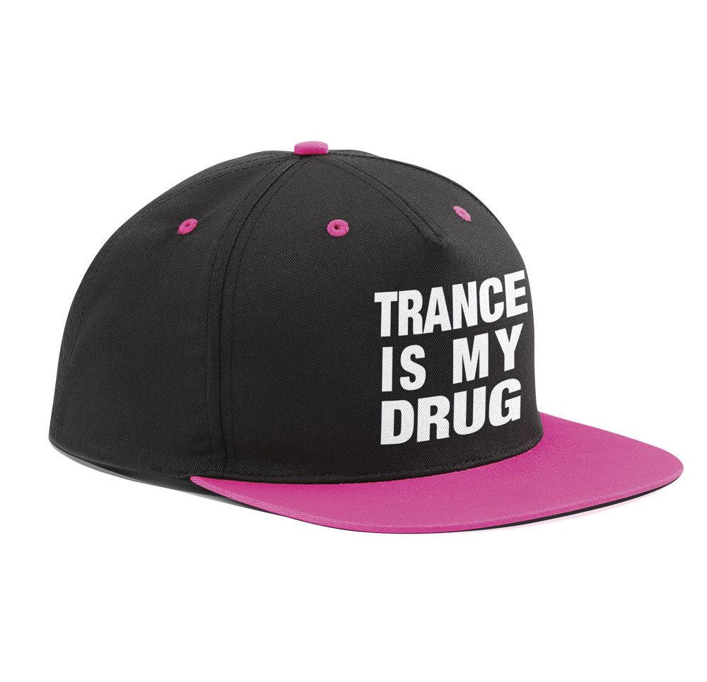 Trance is my drug (Original Trancefamily Snapback)