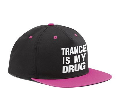 Trance is my drug (Original Trancefamily Snapback)