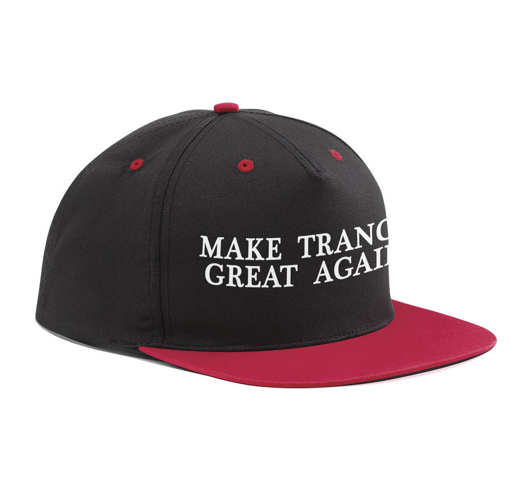 Make Trance great again (Original Trancefamily Snapback)