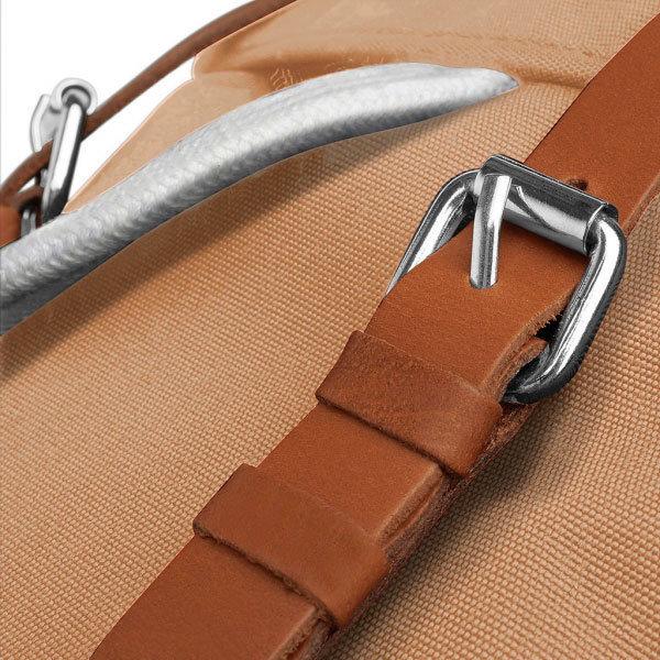 """""""100% finnfiziert"""" Vintage Rucksack"""