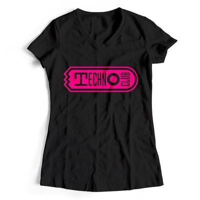 Technoclub T-Shirt (Women)