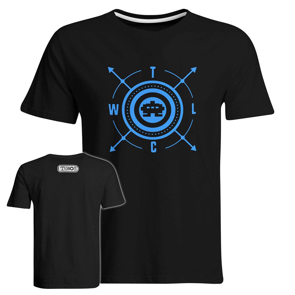 We love Technoclub 2018 T-Shirt (Men)
