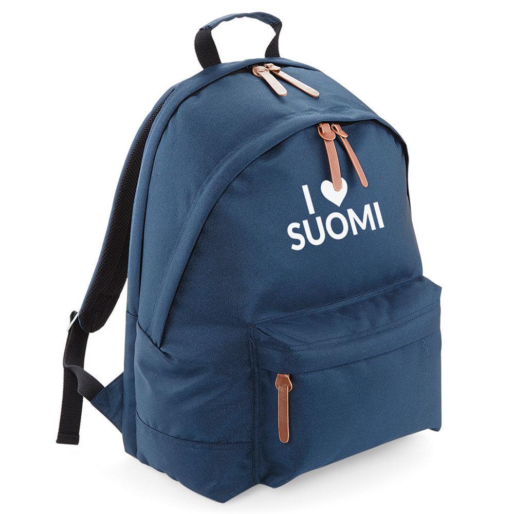 """""""I love Suomi"""" Laptop Rucksack M1-FT 33136"""